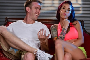 Day With A Pornstar: Monique Monique Alexander, Danny D