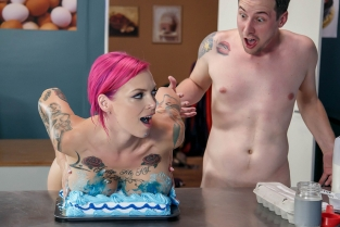 Let's Bake A Titty Cake Jessy Jones & Anna Bell Peaks