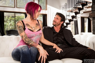 Wicked - Anna Bell Peaks Axel Braun's Inked 2