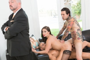 PrettyDirty - The DP Brothers Lea Lexis, Xander Corvus, Small Hands, James Bartholet