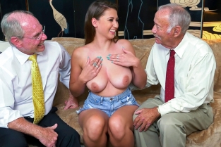 BluePillMen - Ivy impresses with her big tits and ass