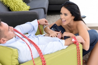 A Teen Tied Me Up Johnny Castle, Megan Rain