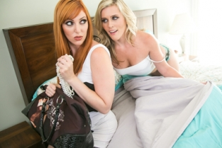 GirlsWay - Cheating With Permission: Part One Sasha Heart, Lauren Phillips