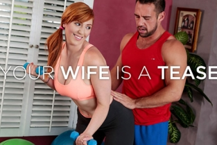 SheWillCheat - Lauren Phillips Slutwife Lauren Phillips fucks her personal trainer