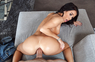 NaughtyAmerica - Megan Rain & Preston Parker in Naughty America