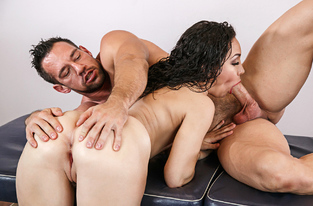 NaughtyAmerica - Gabriella Paltrova & Johnny Castle in My Naughty Massage