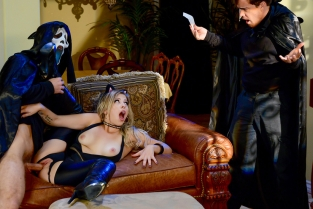 Trick And Treat Michael Vegas, Zoey Monroe