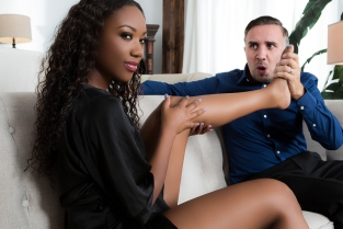 The Ultimate Pedicure Keiran Lee, Chanell Heart