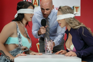 Game Night Shenanigans Johnny Sins, Nicole Aniston, Peta Jensen