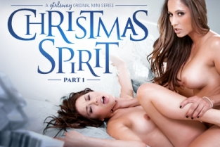 GirlsWay - Christmas Spirit: Part One Shyla Jennings, Reena Sky