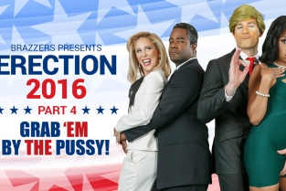 ZZ Erection 2016: Part 4 Charles Dera, Cherie Deville, Tyler Knight & Yasmine de Leon