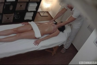 Czech Massage E297 - Gorgeous Milf