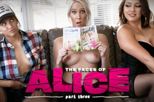 GirlsWay - The Faces of Alice: Part Three Sara Luvv, Cadence Lux