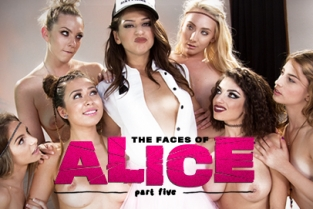GirlsWay - The Faces of Alice: Part Five Sara Luvv, Bree Daniels, Cadence Lux, AJ Applegate, Adriana Sephora, Melissa Moore, Dahlia Sky, Darcie Dolce, Serena Blair, Kimmy Granger