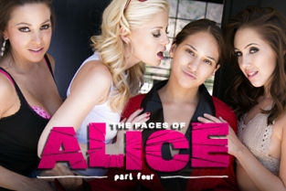 GirlsWay - The Faces of Alice: Part Four Sara Luvv, Serena Blair, Abigail Mac, Charlotte Stokely, Jenna Sativa