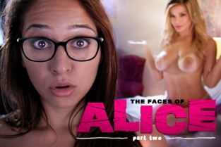 GirlsWay - The Faces of Alice: Part Two Sara Luvv, Adriana Sephora