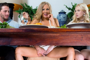 DigitalPlayground - Julia Ann, Lily Rader Stuffing the Turkey