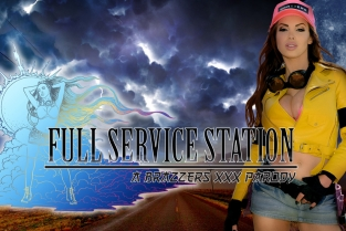 Full Service Station: A XXX Parody Nikki Benz, Sean Lawless