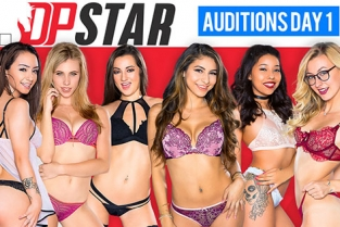 DigitalPlayground - Alexa Grace, Anya Olsen, Lily Adams, Nina North DP Star 3 Audition Episode 1