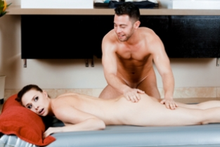 NuruMassage - Remember, Nothing Sexual Chanel Preston, Seth Gamble