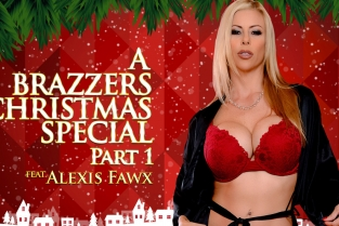 A Brazzers Christmas Special: Part 1 Tyler Nixon & Alexis Fawx