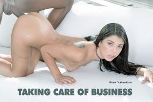 Babes - Gina Valentina Taking Care Of Business