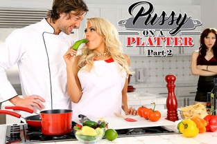 DigitalPlayground - Aria Alexander, Luna Star Pussy On A Platter Part 2