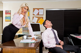 NaughtyAmerica - Bridgette B. & Ryan Driller in Naughty Office