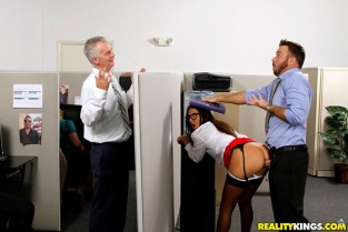RealityKings - Aubrey Rose Bosses Daughter RKPrime
