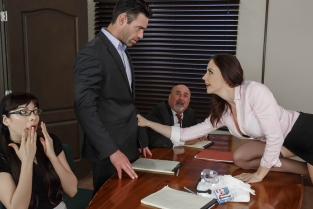 Vote of Cum-fidence Charles Dera, Chanel Preston
