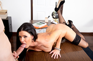 NaughtyAmerica - India Summer & Brad Knight in My First Sex Teacher