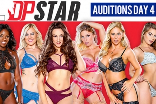 DigitalPlayground - Ana Foxxx, Britney Amber, Cassidy Klein, Cherie Deville, Summer Day, Sydney Cole DP Star 3 Audition Episode 4