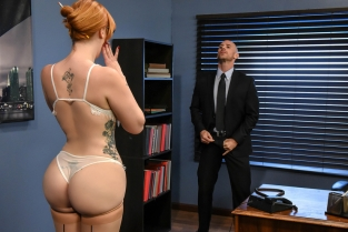 The New Girl: Part 1 Johnny Sins, Lauren Phillips