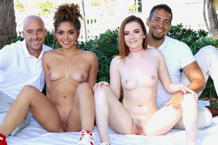 DaughterSwap - Karlie Brooks, Payton Banks The Dual Daughter Agreement
