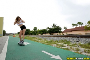 RealityKings - Averi Brooks, Alex Blake Skater Chicks WeLiveTogether