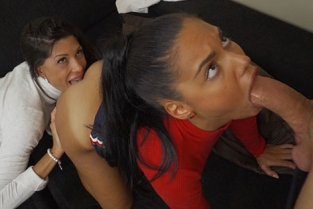 Sweet18 - Alexa Tomas, Apolonia Busted by my brother-in-law
