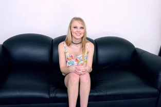 BangCasting - Lily Rader Gets Marked At Her Audition For Bang!