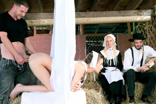 DigitalPlayground - Jillian Janson Amish Girls Go Anal Part 1: Time To Breed