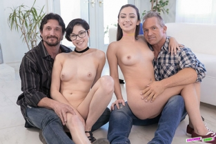DaughterSwap - Cadey Mercury, Lily Jordan A Magical Misappropriation