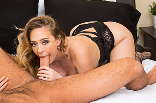 NaughtyAmerica - Kagney Linn Karter & Chad White in Dirty Wives Club