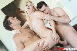 New Sensations - Samantha Rone Samantha Gets Two In The Back