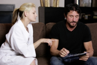 NuruMassage - Hope Harper, Tommy Gunn My Muscle Spasms