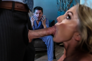 My Boss Wants My Wife Johnny Sins, Christie Stevens