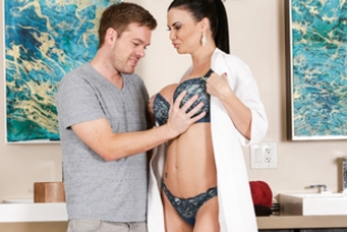 NuruMassage - Jasmine Jae, Ryan Ryder Your Girlfriend Likes Me