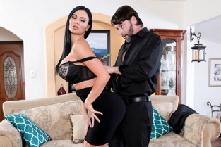 DevilsFilm - Jasmine Jae Seduced By The Boss's Wife 8