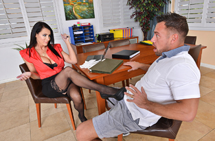 NaughtyAmerica - Reagan Foxx & Johnny Castle in I Have a Wife