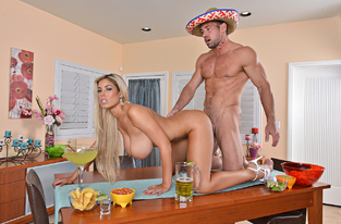 NaughtyAmerica - Bridgette B. & Johnny Castle in Latin Adultery
