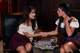 Twistys - Adria Rae, India Summer Fortunate One: Part 1 MomKnowsBest