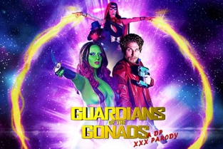 DigitalPlayground - Cassidy Klein Guardians of The Gonads: A DP XXX Parody