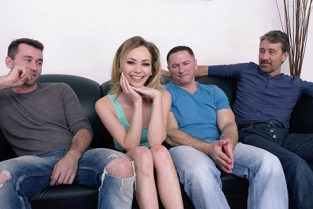 BangCasting - Angel Smalls Triple Penetration Bang Casting